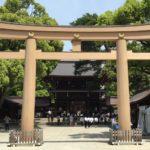 Torii_Meiji_miki_service